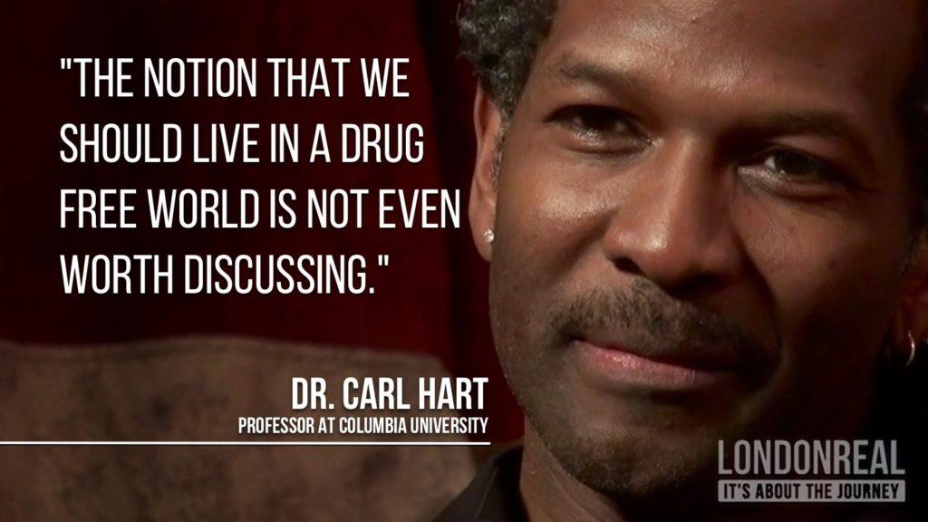 Carl Hart London Real
