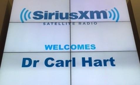 Carl Hart brain disease interview sign