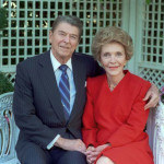 "Nancy Reagan's ""Just Say No"" campaign pushed the drug war."