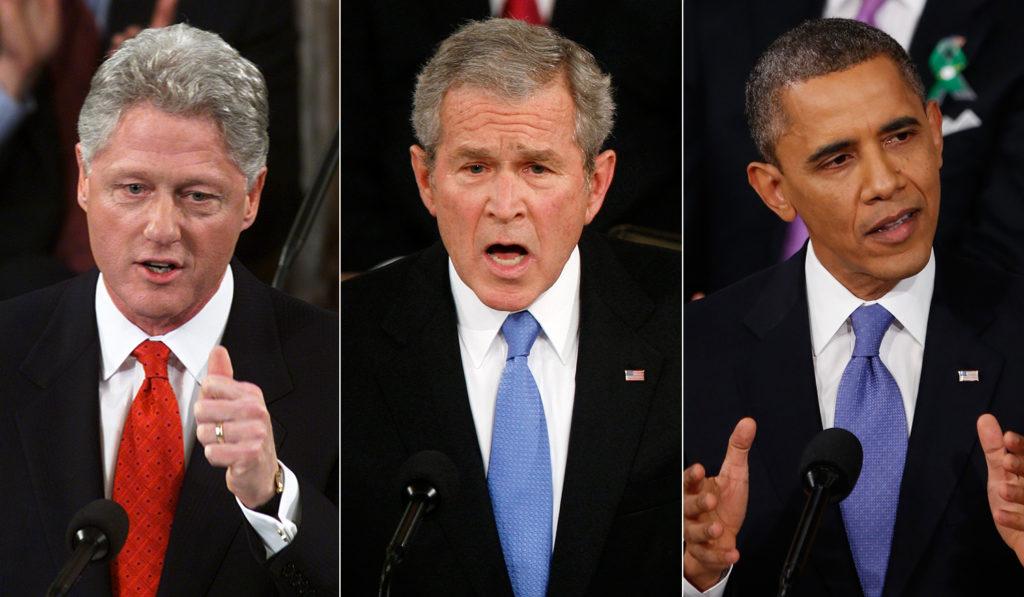 legalize all drugs Clinton, Bush, Obama